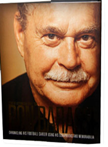 "<font size=""+1"">Icons of Australian Sport - Ron Barassi</font><br><i>Chronicling His Football Career</i>"